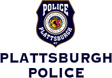 Plattsburgh Police Department Logo